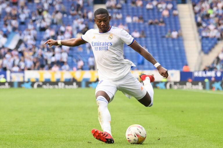 Alaba-Traumtor im Clasico: Erster Treffer für Real Madrid