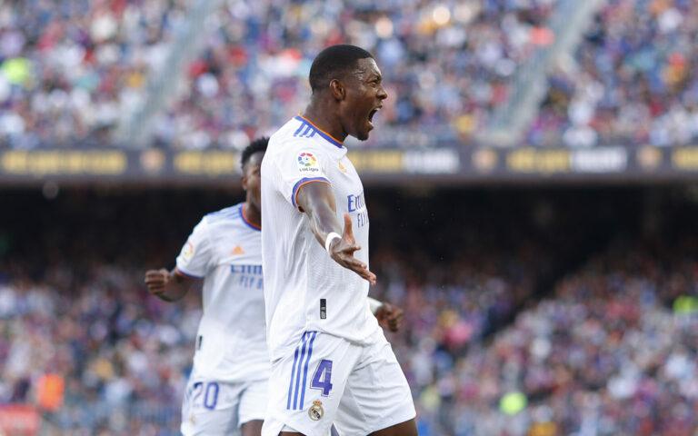 La Liga | Alabas Hammer führt Real Madrid zum Clásico-Sieg