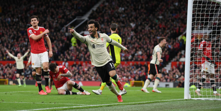 Liverpool überrennt Manchester United – Kantersieg im Old Trafford