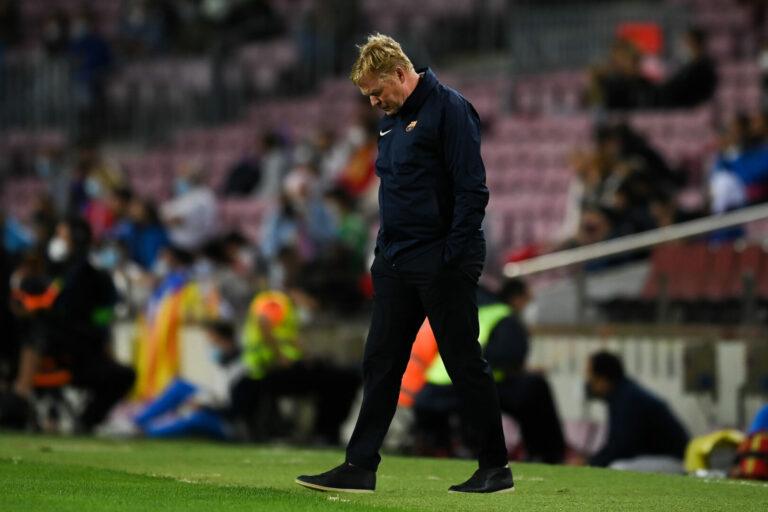 Barca verurteilt Angriffe auf Ronald Koeman