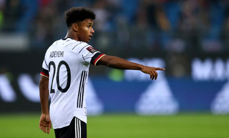 Salzburg plant fest mit Karim Adeyemi über den Winter hinaus
