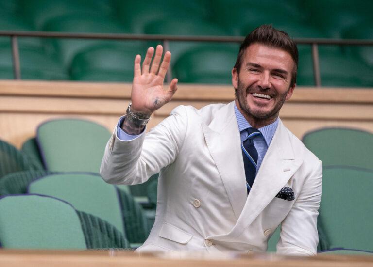 WM in Katar – Amnesty International wendet sich an David Beckham