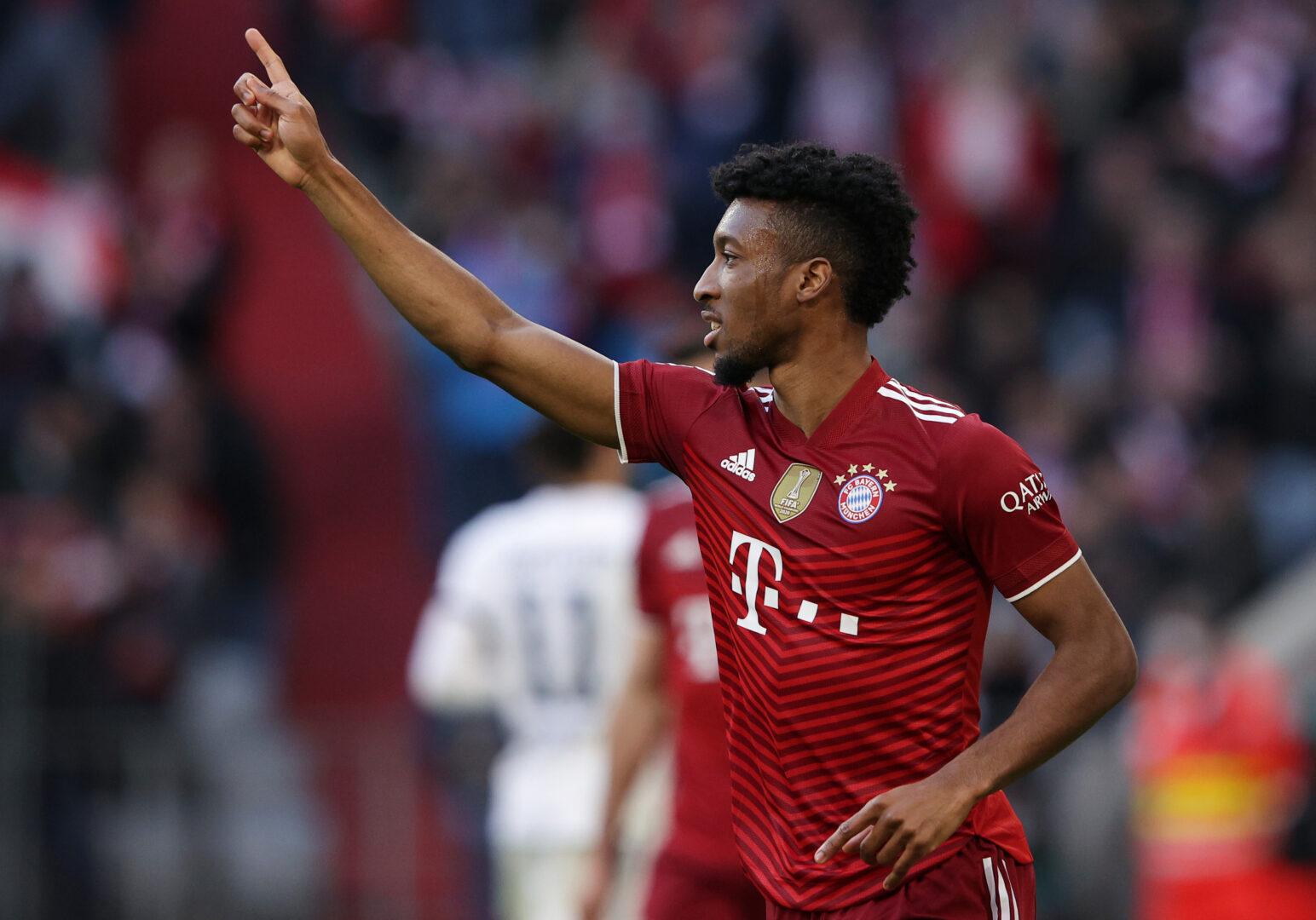 Nagelsmann adelt Coman – Verbleib beim FC Bayern?