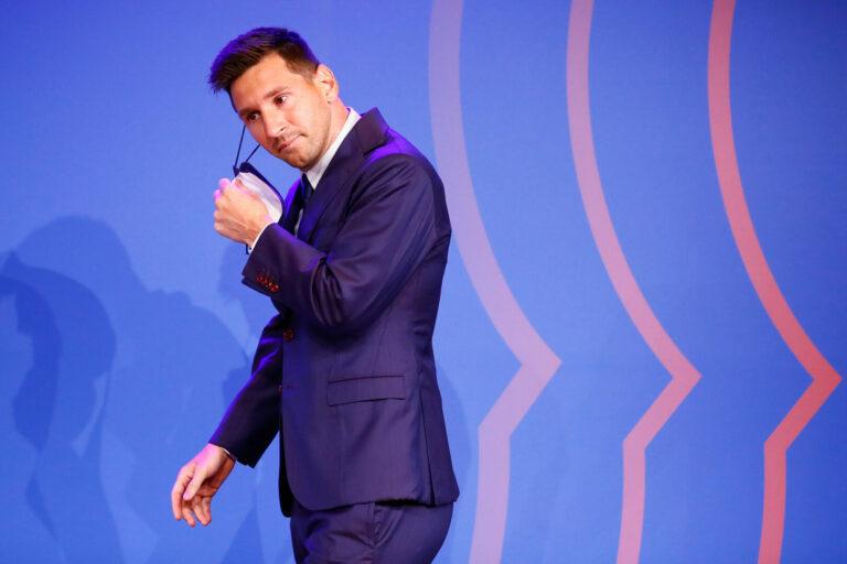 "La Liga-Chef Tebas über Messi-Abgang: ""Es ist wie es ist"""