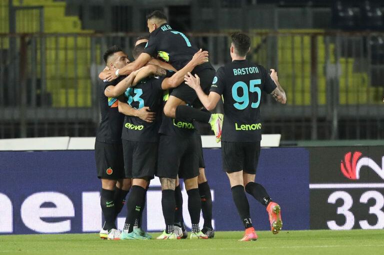 Inter zurück in der Spur: Sieg bei Empoli