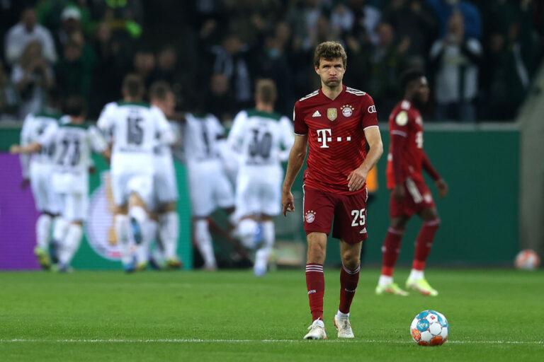 DFB-Pokal | 5:0! Gladbach filetiert den FC Bayern