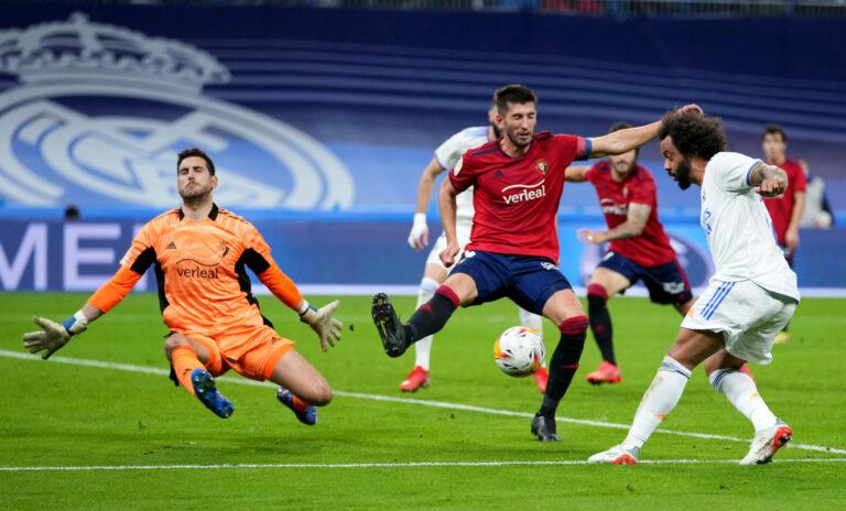 Real Madrid patzt beim Remis gegen Osasuna!